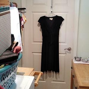 Kasper Little Black Dress- Size 6